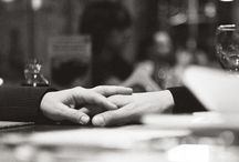 """Hands / """"Once I had her hand, I never wanted to let go of her.""""  ― Ottilie Weber, Family Ties"""