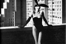 Photography by Helmut Newton