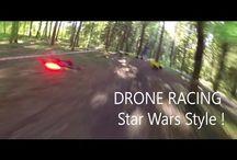 Droner / Alt om droner i undervisning og i virksomhed i og uden for skolen