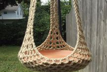 Macramé ideas