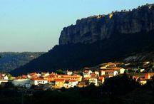 Santa María del Val / Un lugar custodiado por cortados de roca caliza, ubicado en #la ladera que desciende al río Cuervo y al embalse de La Tosca