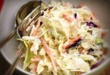 Saladas.
