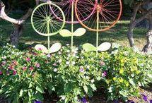 Garden art / by Elna Francis