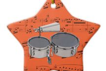 Drums and Percussion / Drum and Percussion gift items