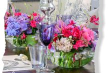 Floral arrangements  / by Stacie Chalmers