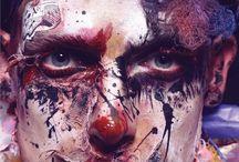 Valeria Orlando using V)or makeup