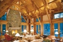 LIVING AND GREAT ROOMS