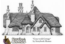 stone houses / by Patty Holt