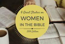 Bible Studies for Christian feminists