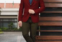 Blazer / Looking for something new and different? Then, go for smart blazer for men