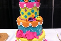 Cake, cupcake and cookie decorating / Sometimes I decorate. / by Diane Olney
