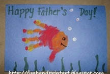 Father's Day Crafts!! / by Brittney Folland