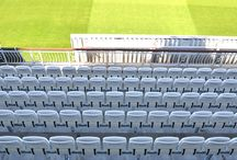 The BOX Seat at the Kia Oval / The BOX Seat 901 Padded Model proudly takes its place in the redeveloped Kia Oval.