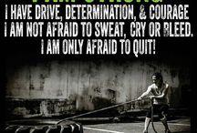 Running Inspiration / by Sharon Van Wyk