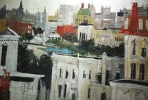 Architecture - Cityscapes  / by Melisa Gano