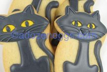 Edible Cats & Witches / by Nurit Zodrow