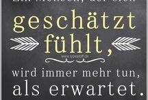 Wert//Schatz  wertschätzung