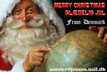 Merry Christmas & Glædelig Jul