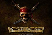 Pirates of the Caribbean / Ich liebe die Zeit der Piraten.