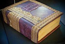 Book Cakes / Book cakes
