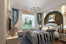 Deco room seaside for a Mediterranean and summer atmosphere