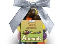 Natural Candy  / Natural candy coated milk chocolate covered centers!