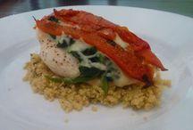 Chef food / Semiramis
