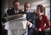 Fashion ~ Miss Lemon Style / Poirot's faithful secretary had a great wardrobe in the TV adaptations. Great examples of every day fashion of the 1930s.