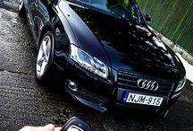 My car / Audi a5 S line