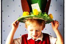 Easter bonnets