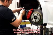 CoolShims videos / Videos of CoolShims being installed or used by customers.