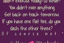 No excuses and no regrets  :)