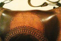 Авторские женские сумки из натуральной кожи / Авторские женские сумки ручной работы из натуральной кожи от московского мастера С.Ваграмова