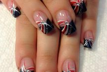 Nail Design / by Rebecca Witcher Wilson
