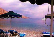Beaches of Tilos Island, Greece
