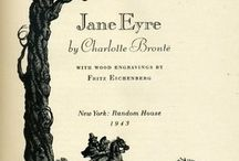 Jane Eyre Book Covers / by Randy Susan Meyers