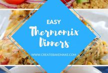 Thermomix dinners