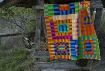 Quilts with modern touch