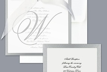 Wedding Invitations / by Amanda Mitchell