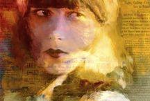 Titanic Pop Art Canvas
