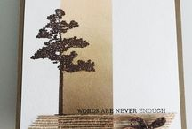 Rooted in Nature Stampin Up / cards and projects created with the rooted in nature bundle from Stampin Up.  #rootedinnature #stampinup #diy #cardideas #stamping #stampinwithsandi #handmade