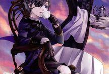 Kuroshitsuji Love ❤❤