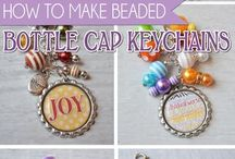 DIY Bottle Cap Projects and Ideas