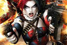 Harley quinn❤