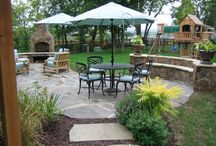 Landscaping Ideas / by Angie Wheeler
