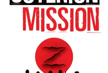 The Soterion Mission / Think you want to live in a world without adults? Think again.  For fans of The Hunger Games this book tells of an epic journey through a future where your 19th year is your last.