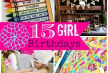 Girl Birthdays
