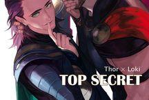 ♡♡♡♡♡♡♡♡♡♡♡♡♡♡♡♡♡♡♡♡Thor x Loki ♡♡♡♡♡♡♡♡♡♡♡♡♡♡♡♡♡♡♡♡
