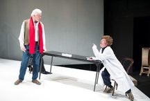 """My Perfect Mind 2013 / Production shots from Told by an Idiot's """"My Perfect Mind"""", 2013."""