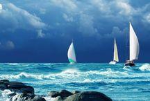 Yelkenler / Yelkenliler yelken acıyor